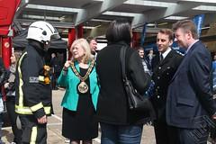 4243-132 (FR Pix) Tags: london station fire day open tottenham brigade