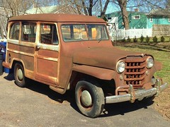 1951 Willys station wagon (PAcarhauler) Tags: jeep suv willys stationwagon