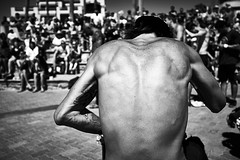 Rhythm of the soul (igo.rs) Tags: street urban music white black drums concert artist live bongo
