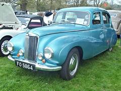 435 Sunbeam Talbot 90 Mk.I (1950) (robertknight16) Tags: 1950s british sunbeam weston rallying rootes sunbeamtalbot fo5864