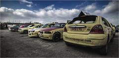 Angmering Raceway_006 (Anthony Britton) Tags: photoshop worthing bangers raceway angmering caravanracing canonesom3 1122mlens