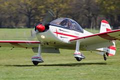 G-CPDW Avions Mudry Et Cie CAP 10B (amisbk196) Tags: uk kent flickr unitedkingdom aircraft aviation cap amis avions 2016 10b headcorn lashenden gcpdw mudryetcie