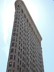 The Flat Iron Building - Downtown Manhattan - New York City - April 2016 (jeanyvesriou1) Tags: newyorkcity architecture skyscraper manhattan flatironbuilding downtownmanhattan gratteciel