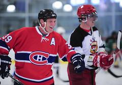 2016 Sens Alumni & NHL Celebrity Cup: All Star Game. (ottawasenatorsfoundation) Tags: people ontario canada hockey sport ottawa event ottaw ottawasenatorsfoundation sensfoundation