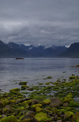 Cuillins (scpaulb) Tags: sea portrait mountains elgol
