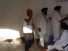 SikhTempleNewDelhi040 (tjabeljan) Tags: india temple sikh newdelhi gaarkeuken sikhtemple gurudwarabanglasahib