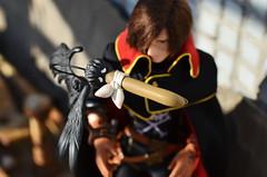 Harlock (Suliveyn) Tags: doll character goods series universe matsumoto zero harlock albator leiji obitsu leijiverse