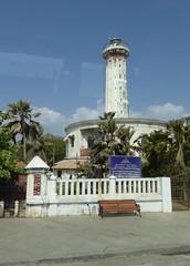 Lighthouse, Pondicherry (Aidan McRae Thomson) Tags: india tamilnadu pondicherry puducherry