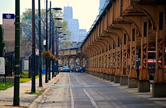 Lake Street & Albany Ave. Chicago (Cragin Spring) Tags: street city urban usa chicago illinois midwest unitedstates unitedstatesofamerica chitown el il l westside elevated depth chicagoillinois lakest chicagoil windycity eastgarfieldpark