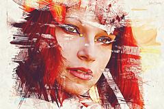 California Dreamin' (Jackie XLY) Tags: art digital painting colours digitalpaintingdigital