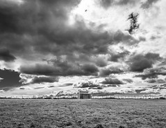 It was Paul's Farm (Alberto Vanoli) Tags: bw nature landscape photo map manmade fields agriculture skyclouds hudsonvalley farmsbarns
