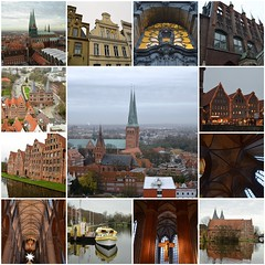 German journey - Part IX (Pedro Nuno Caetano) Tags: germany fdsflickrtoys mosaic journey lbeck