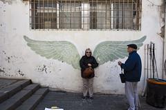 angelic (eb78) Tags: streetart graffiti israel telaviv middleeast streetphotography jaffa