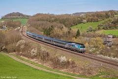 Classic (VTZK) Tags: voyage travel paris france travelling train ic spring zug reis cc voyager frankrijk curve lente printemps parijs trein belfort sncf reizen courbe colombier bocht 72000 envoyage intercités nezcassé