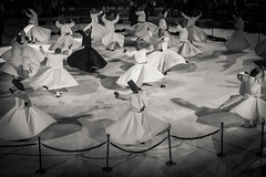 (kamranonbike) Tags: turkey dance asia sufi ontour whirling konya 2011 dervesh