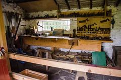 Cregneash - Joiner's Workshop Interior (Le Monde1) Tags: greatbritain heritage museum island nikon sheep unitedkingdom interior farming victorian workshop joiner isleofman manx carpenter cregneash crofters mullhill loaghtan d7000 lemonde1