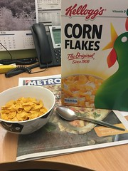 006 - Start the day (md93) Tags: breakfast cornflakes 366