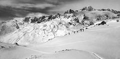 Climbing up (prinzesslifu) Tags: schnee winter schafberg skitour andermatt furka tiefschneekurs kantonuri realp motorola2ndg januar2016
