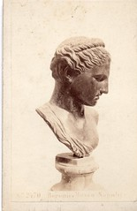 Berenice (un trs vieux parent) Tags: sommer naples cdv cartedevisite herculaneum behles