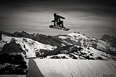 Remember. (bmauviard) Tags: bw amateurs snowpix abetterbwgroup snowphotographers