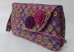 necessaire com divises (Zion Artes por Silvana Dias) Tags: patchwork necessaire necessairepatchwork zionartes