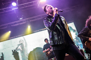 You Me At Six // Shot by Nathan Dobbelaere