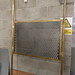 56 - Aged Brass and Steel Screen