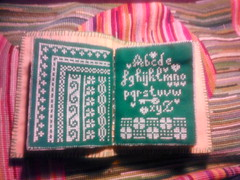 IMG_20160121_233307 (Kaleidoscoop) Tags: crossstitch embroidery borduren borduurwerk kruissteek