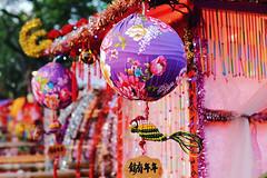Happy Chinese New Year! (Ted Tsang) Tags: bokeh taiwan olympus chinesenewyear  lantern lanternfestival    em1 nantou 2016  chunghsingnewvillage yuanxiaofestival lunarnearyear voigtlandernokton25mmf095