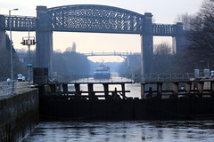 Latchford Locks Manchester Ship Canal (Barrytaxi) Tags: photoblog photoaday 365