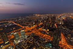 _MG_8197_1080h (cls-70) Tags: city skyline dubai cityscape dusk bluehour stad skymning atthetop bltimmen burjkhalifa