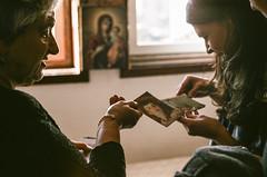000108140024 (idelfons) Tags: old film saint analog 50mm photo young olympus db bulgaria elderly analogue virginmary olympusom2 om2 velikotarnovo kodakcolorplus200 zuiko11850mm