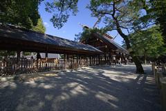 (Atsuta shrine, Nagoya) (charles.caer) Tags: japan shrine nagoya  atsuta