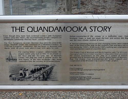 The Quandamooka Story