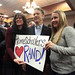 Rand Paul with supporters