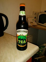 Hogs Back TEA (DarloRich2009) Tags: beer tea ale brewery bitter camra hogsback realale campaignforrealale handpull traditionalenglishale hogsbacktea