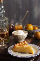 IMG_6202_exp (Helena / Rico sin Azcar) Tags: cake pear vanilla tarta pera vainilla gateauinvisible