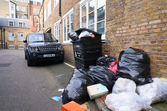 20160207-14-28-52-DSC03885 (fitzrovialitter) Tags: street england urban london westminster trash geotagged garbage fitzrovia none unitedkingdom camden soho streetphotography documentary litter bloomsbury rubbish environment mayfair westend flytipping oxfordcircus dumping cityoflondon marylebone captureone gpicsync peterfoster fitzrovialitter followthisroute