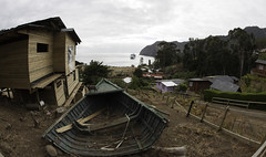 Cumberland Bay (blueheronco) Tags: chile marina cat ship pacificocean cruiseship oceania sanjuanbautista woodboat robinsoncrusoeisland cumberlandbay juanfernandezislands msmarina archipelagojuanfernandez