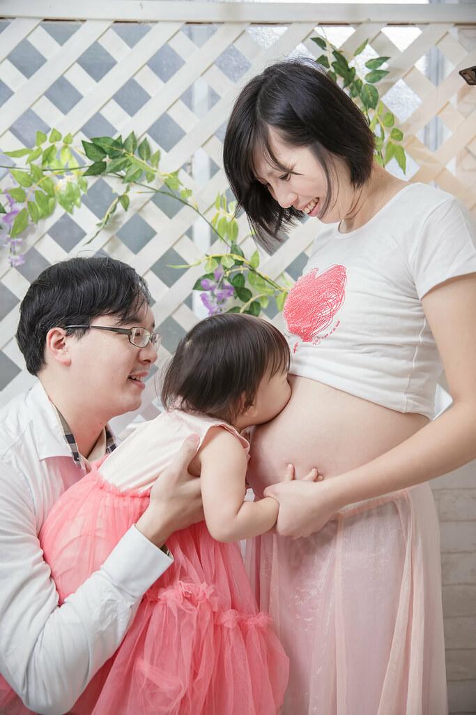孕婦寫真,孕婦攝影,蘿絲可可,孕婦棚拍,Doris021