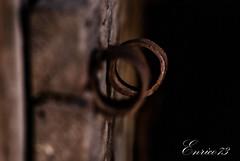 Iron ring (enry73) Tags: street art nature photography photo amazing cool arts style natura amateur viterbo followme calcata