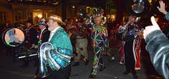 Smashing Attire (BKHagar *Kim*) Tags: street glitter shiny colorful band parade marching napoleon mardigras sequins krewedetat prytania detat bkhagar