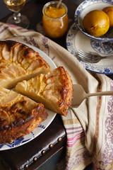 IMG_6164_exp-3 (Helena / Rico sin Azcar) Tags: cake pear vanilla tarta pera limn vainilla lemonzest gateauinvisible