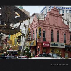 Old building (Eiji Murakami) Tags: olympus malaysia kualalumpur   tg4