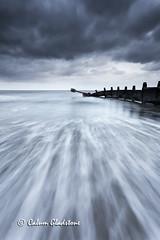 Rush (Calum Gladstone) Tags: seascape movement blyth groins leefilters canon6d
