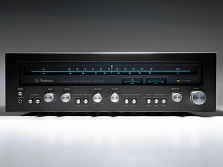 Technics SA 5470A Stereo Receiver