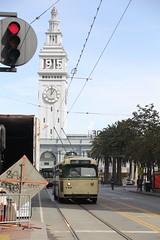 1950 Marmon-Herrington TC-48 #776 (busdude) Tags: bus electric coach san francisco trolley railway muni municipal trolleybus trolleycoach marmonherrington tc48 muniheritage