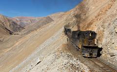 Full throttle! (david_gubler) Tags: chile train railway llanta potrerillos ferronor