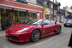 24h du Mans 2011 - Ferrari 430 Scuderia (Phautomobile.fr / Deux-Chevrons.com) Tags: auto car modern automobile automotive ferrari voiture exotic coche gt scuderia supercar exotics f430 430 ferrarif430 sportcar ferrari430 ferrarif430scuderia ferrari430scuderia
