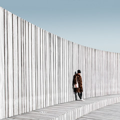 White Walls (Philipp Götze) Tags: people architecture copenhagen model snail fshion sneglen